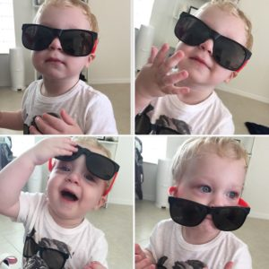 Wishing you a weekend as cool as my little man!!