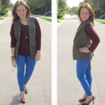 Outfit: Go Bold with Denim
