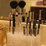How To: Store Make-Up Brushes & More