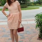 Outfit: The Lacy, non-LBD
