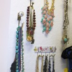 DIY: Necklace Display as Art