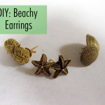 DIY: Nautical Earrings