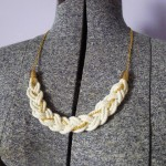 Rope and Chain DIY Necklace