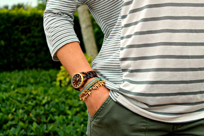 Renegade Stella & Dot bracelet, how to style