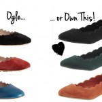 Ogle or Own: Chloe Scalloped Flats