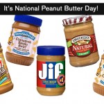 Indulge in National Peanut Butter Day