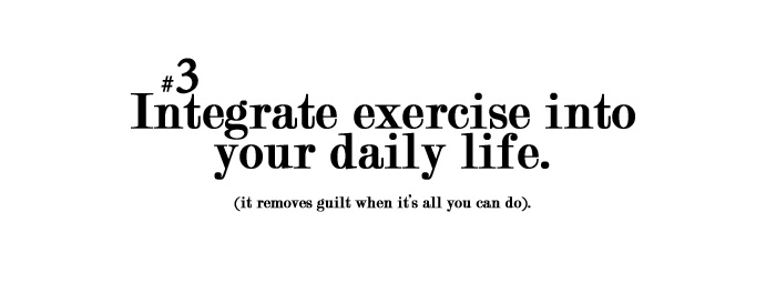 Fitness Tip
