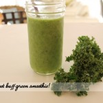 Get Buff Green Smoothie