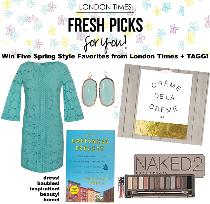 London Times Spring Giveaway