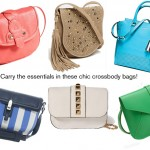perfect purses, part one: the cross body