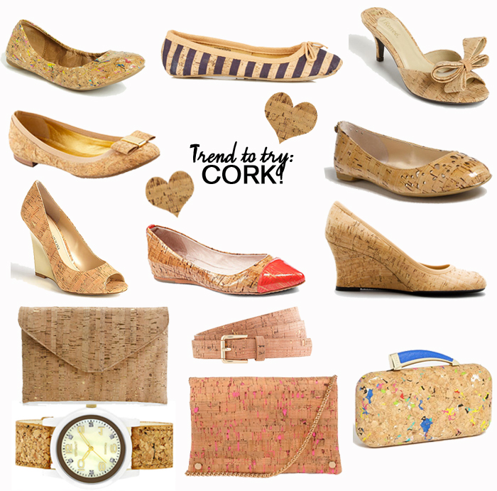 Trend to Try: Cork