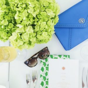 lunch with toryburch and so many lovely south florida bloggers!hellip