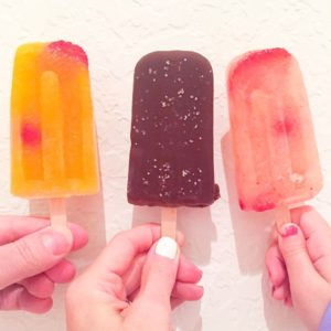 saturday sweets!  love these ice pops mine is saltedhellip