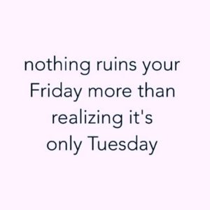 yup. #tuesday