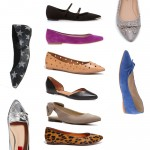 style essential: pointed toe flats // 12 styles you need to see now