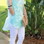 outfit: whimsical pastels
