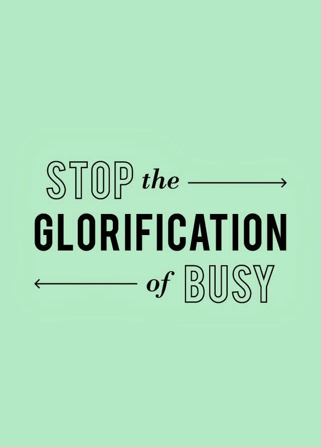 glorificationofbusy