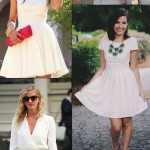 style inspiration: the little white dress