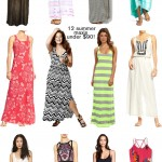 12 cool summer maxis