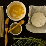 recipe: baked brie with rosemary