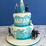 Throw a Fab Frozen-Themed Party