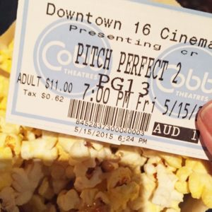 date night = aca-wesome! #pitchperfect2#pitchplease