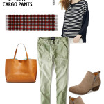 Work to Weekend: 2 Ways to Wear Cargo Pants