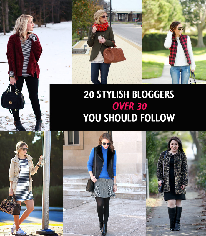 Bloggers Style Bloggers Over 30