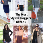 Best Style Bloggers Over 40