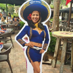 not quite sure my attire today was work appropriate! #cincodemayo#nerdalert#cheers#roccostacos