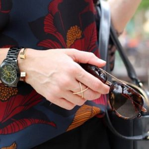 Now on TAGG How to wear florals this fall plushellip
