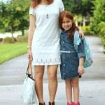 Mother Daughter Fall Style