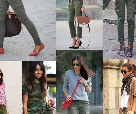 how to style cargo pants