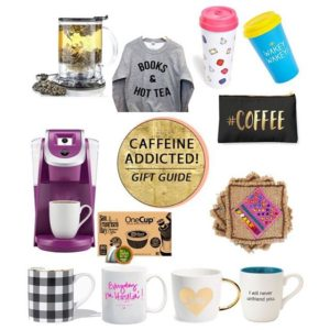 A Monday morning must a gift guide for the caffeinehellip