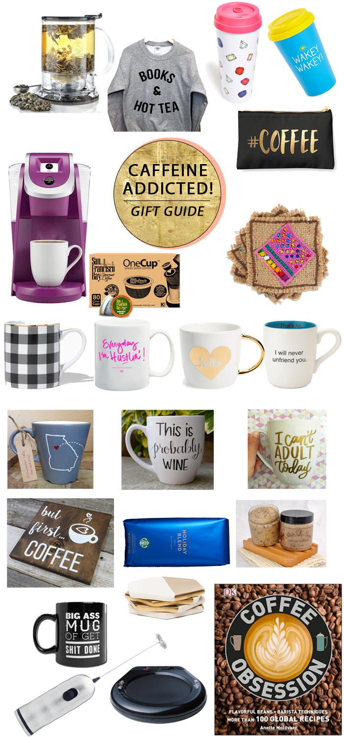 Best gifts for coffee and tea addicts