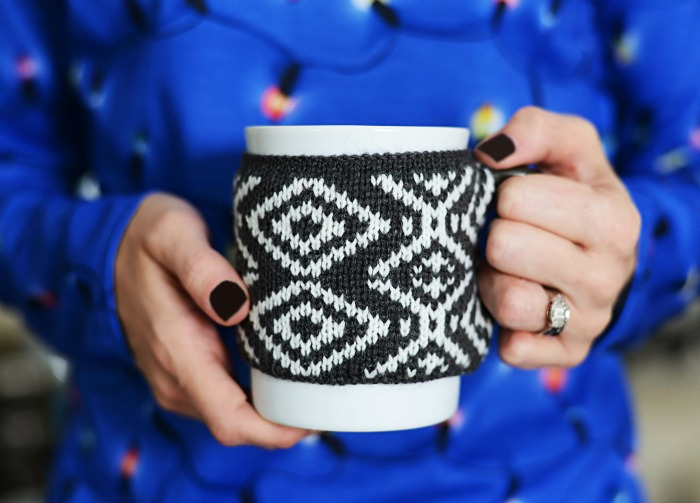sweater cozy for your mug!