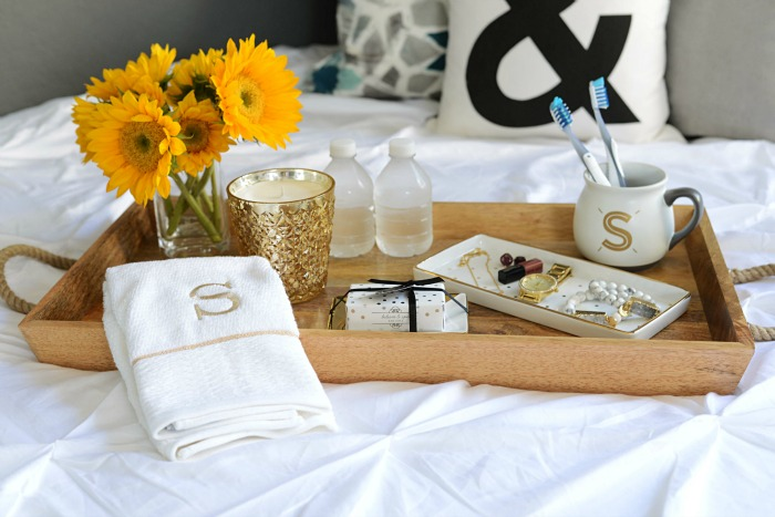How to prep your guest room