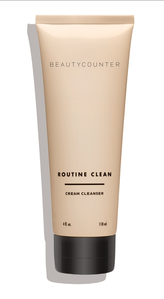 beauty counter routine clean