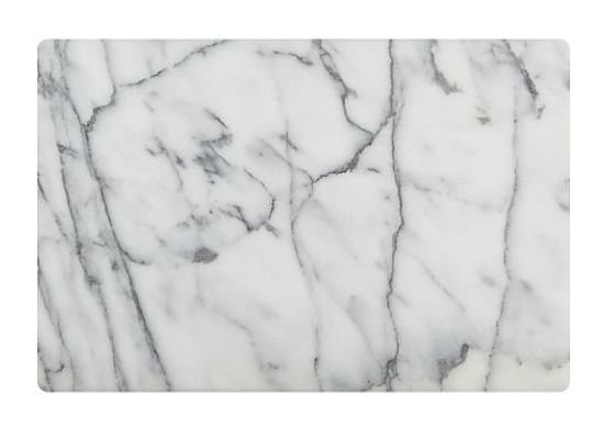 crate & barrel marble slab