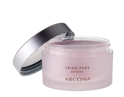 arcona beauty pads