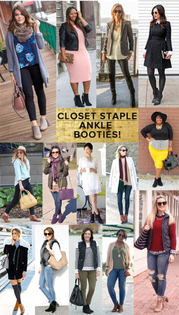 Ankle Booties Inspiration