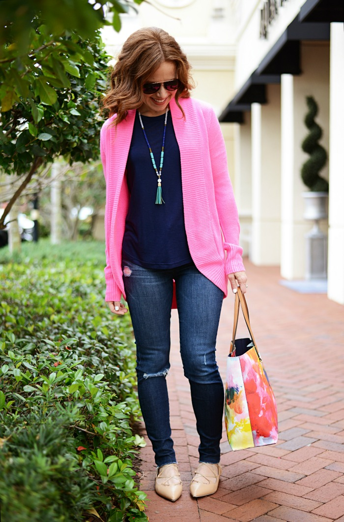 Watercolor Brights // The Average Girl's Guide