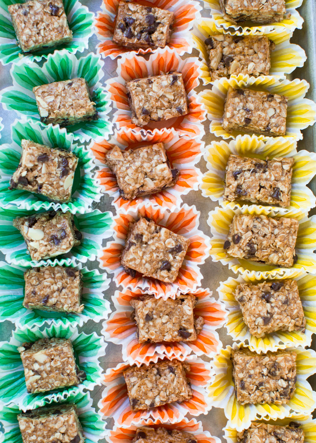 TAGG: Healthy Snack Recipes