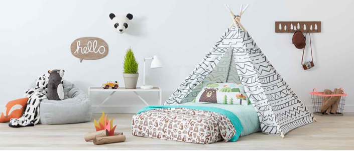 pillowfort, target's new home collection