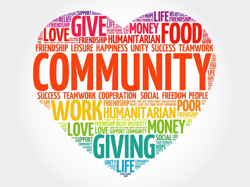 how you can make a positive impact on your community