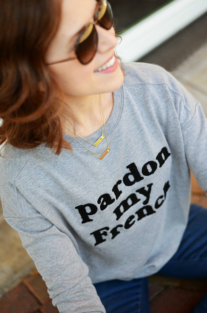 pardon my french // the modern savvy