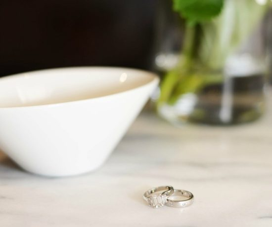 How to Quickly Clean your Wedding Ring