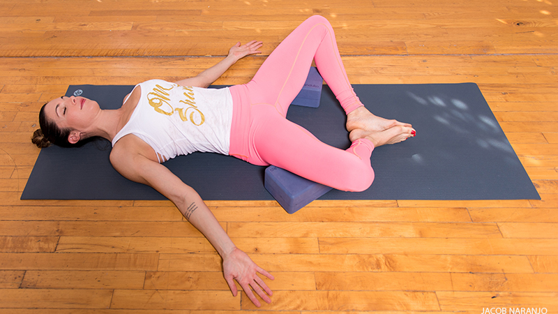 TAGG 10: Yoga Poses for Relaxation