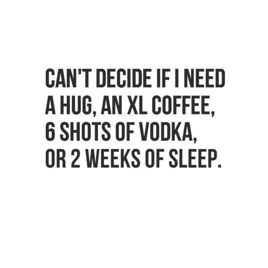 Can't Decide...
