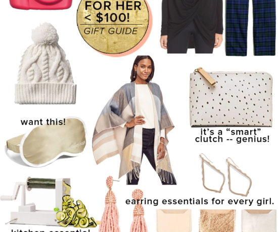 Best Gift Finds for Her Under $100